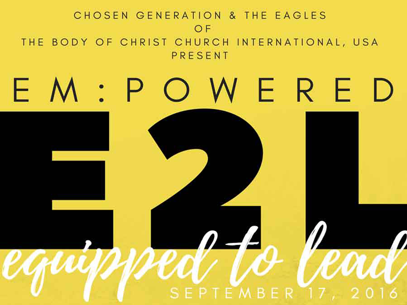 EM:Powered - E2L - Empowered To Learn